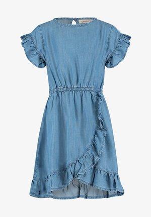 Jersey dress - light vintage