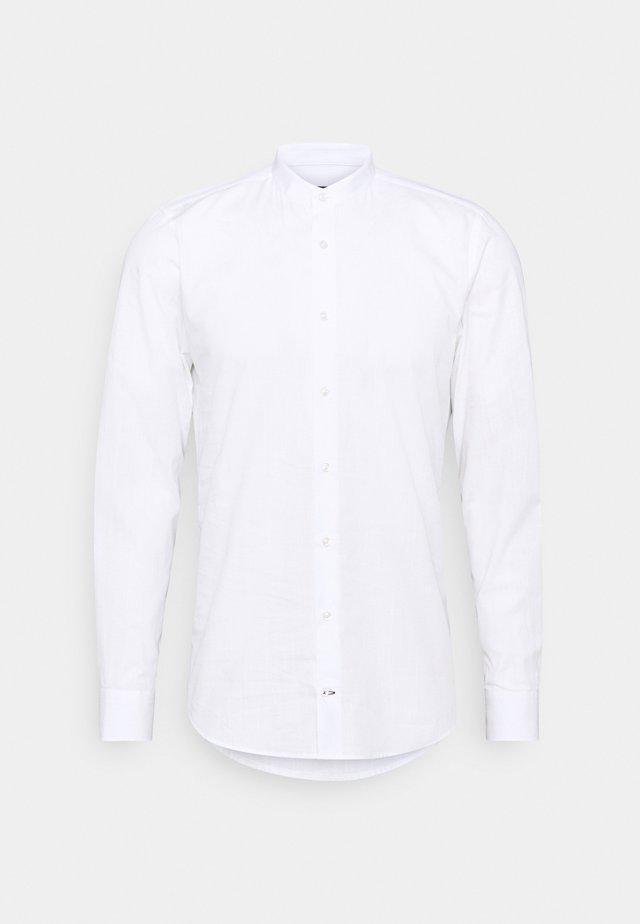 PRIOR - Finskjorte - white