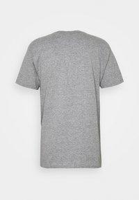 Obey Clothing - OFFLINE - Print T-shirt - heather grey - 1