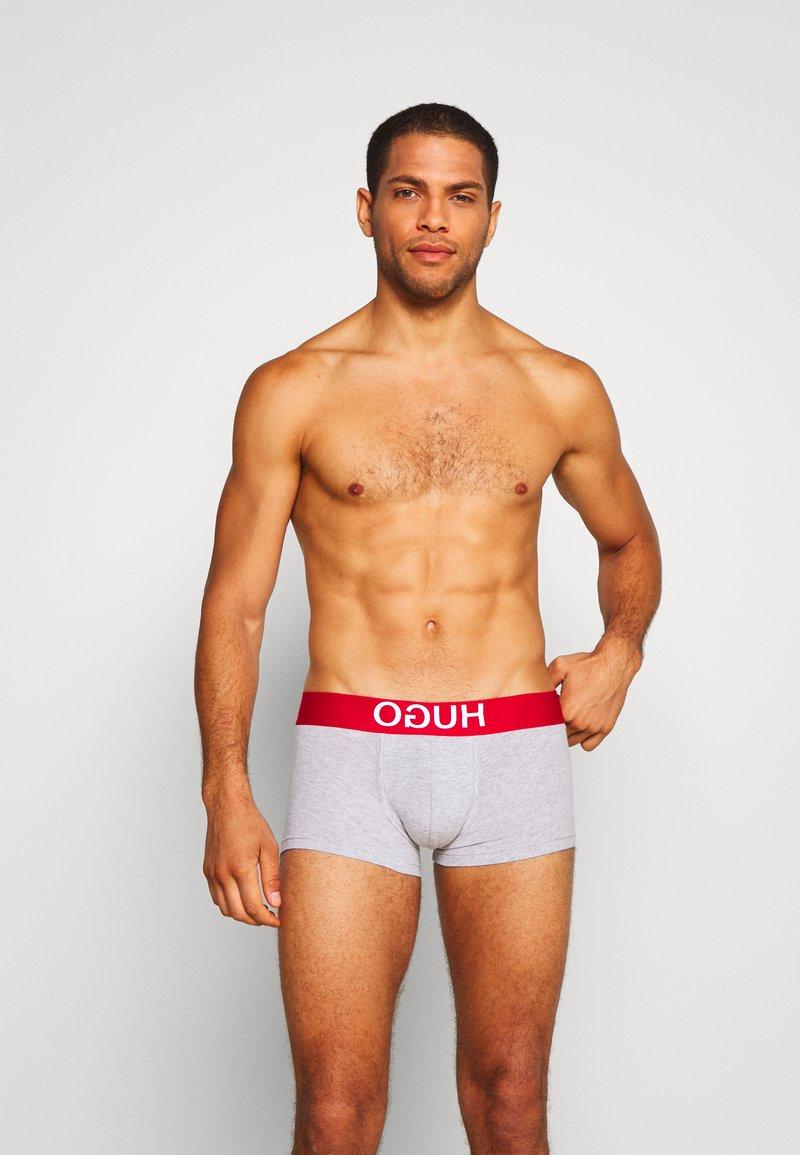 HUGO - TRUNK ICONIC - Pants - light/pastel grey