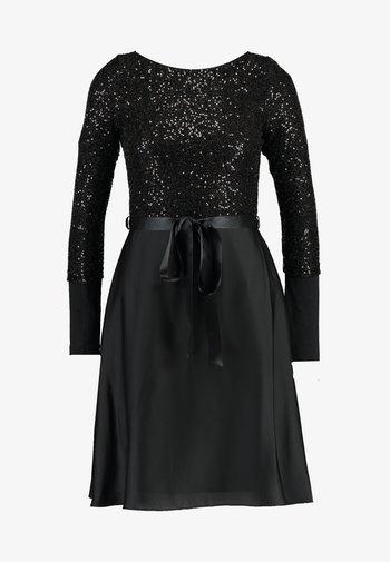 Cocktailkjole - schwarz