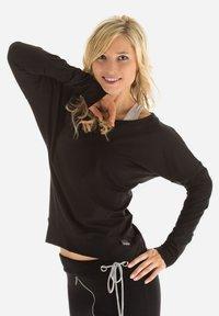 Winshape - LONGSLEEVE - Sweatshirt - schwarz - 4
