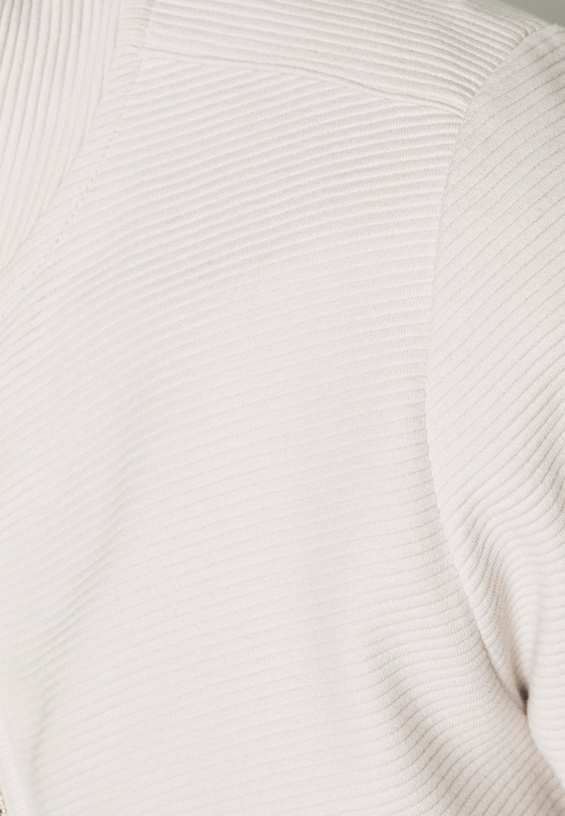 Men JPRGERAD ZIP CREW NECK - Cardigan