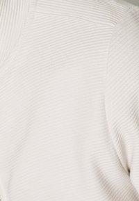 Jack & Jones PREMIUM - JPRGERAD ZIP CREW NECK - Vest - wind chime - 4