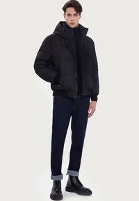 Finn Flare - Down jacket - black - 1