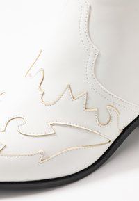 NA-KD - Ankle boots - white - 2