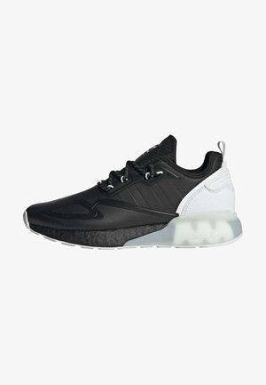 ZX 2K BOOST SHOES - Sneakers basse - cblack/cblack/ftwwht