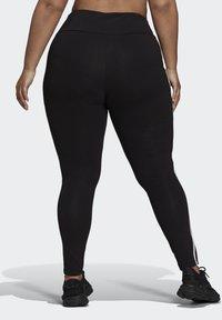 adidas Originals - 3 STRIPES ADICOLOR COMPRESSION - Legging - black - 1