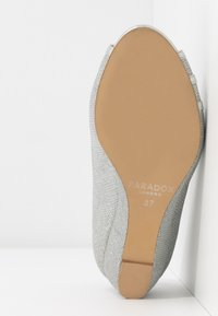 Paradox London Wide Fit - WIDE FIT JUNO - Spuntate - silver - 6