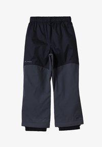 Vaude - ESCAPE PANTS - Outdoor trousers - black uni - 5