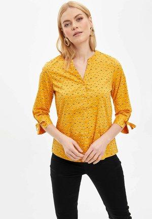 Camicetta - yellow