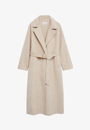 JOLIE - Classic coat - ecru