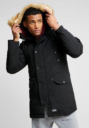 DAVIDSON PARKA - Down coat - mineral black