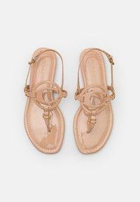 Coach - JERI - T-bar sandals - beechwood - 4