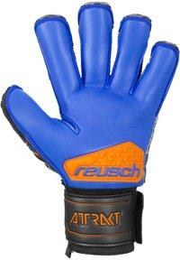 Reusch - Gloves - blck/shock orange/deep b - 2