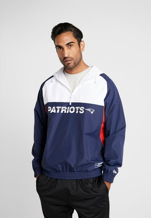 NFL NEW ENGLAND PATRIOTS COLOUR BLOCK  - Training jacket - blue