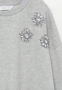 Mango - JOYA - Sweatshirt - grijs - 2