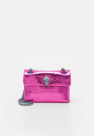 MINI KENSINGTON BAG - Across body bag - fushia