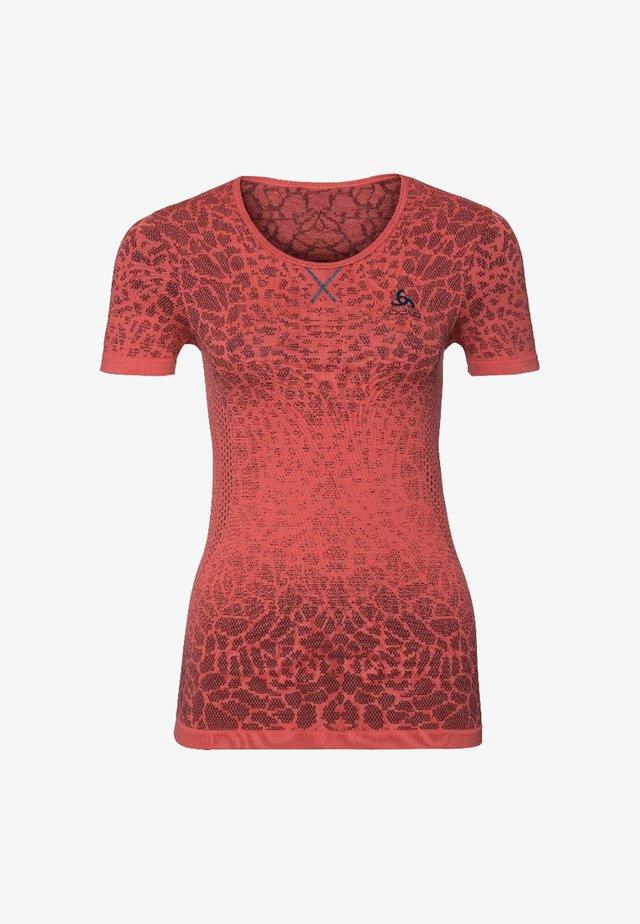 CREW NECK - Print T-shirt - dubarry