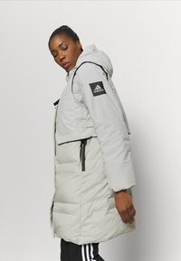 adidas Performance - MYSHELTER URBAN COLD - Doudoune - metgry/white - 3