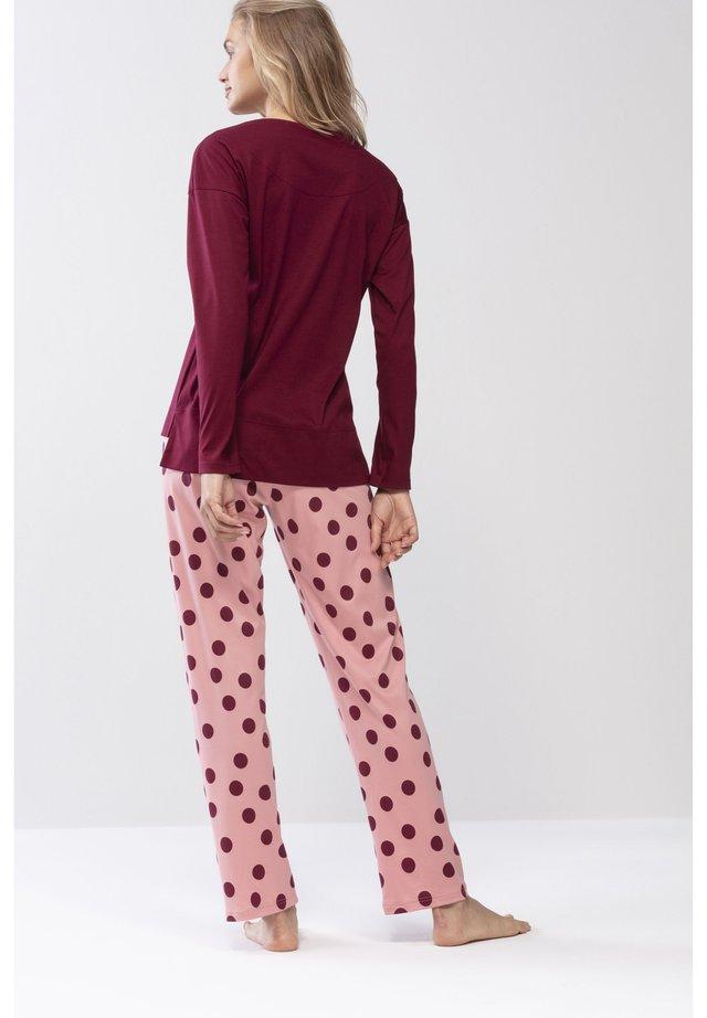 Pyjama top - wild rose