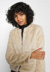JDY - JDYSPICE - Winter jacket - cement - 3