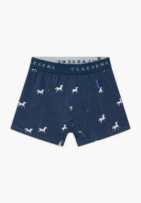 Claesen's - BOYS BOXER  3 PACK - Pants - blue - 2