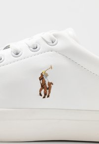 Polo Ralph Lauren - LONGWOOD UNISEX - Trainers - white - 5
