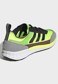 adidas Originals - SL 7200 SHOES - Sneakers - black - 5