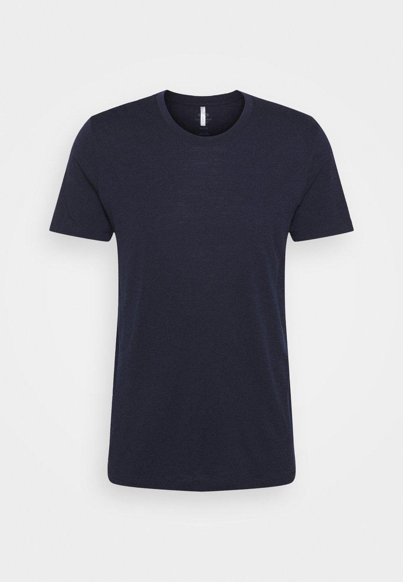 Icebreaker - TECH LITE CREWE - Basic T-shirt - midnight navy