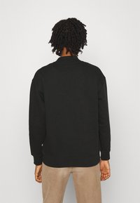 Dickies - OAKPORT HIGH NECK - Sweatshirt - black - 2
