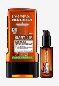 L'Oréal Men Expert - BARBER CLUB BAG - Bath and body set - - - 0