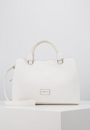 LUCKY ONE  - Handbag - white