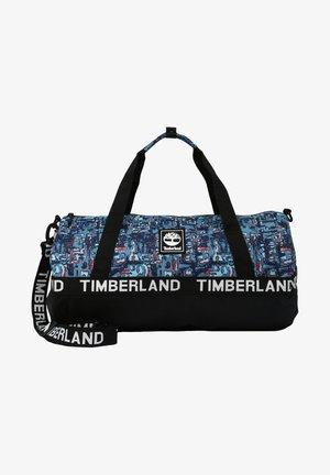 Sports bag - blue/red/black