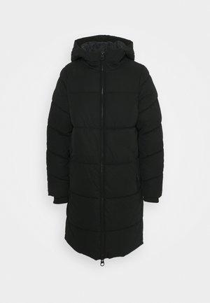 ONLSIENNA PUFFER COAT - Vinterkåpe / -frakk - black