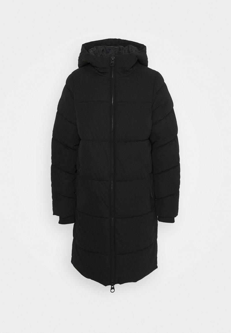 ONLY - Vinterkåpe / -frakk - black