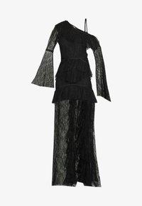Alice McCall - SHADOW LOVE GOWN - Společenské šaty - black - 4