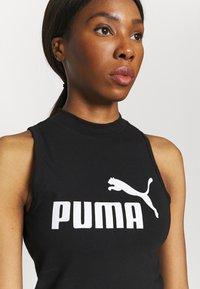Puma - HIGH NECK TANK - Top - black - 4