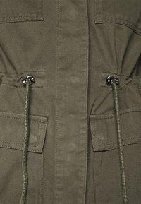 ONLY - ONLMAYA LIFE UTILITY JACKET  - Summer jacket - kalamata - 6
