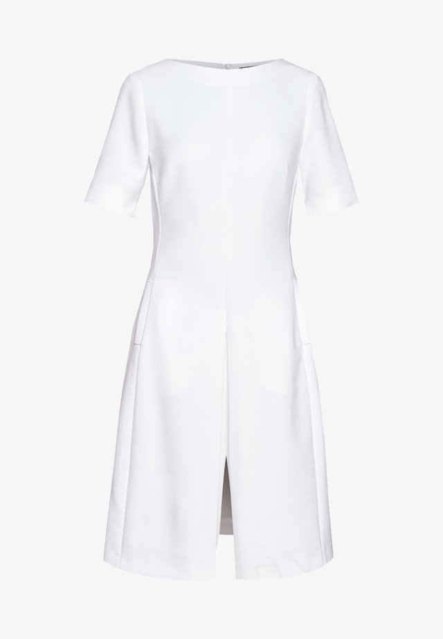 JADEN - Day dress - optical white