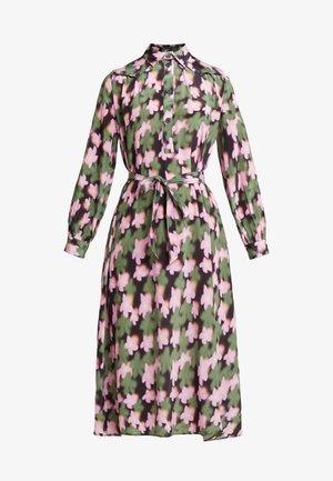 AURELIE DRESS - Shirt dress - cyclamen