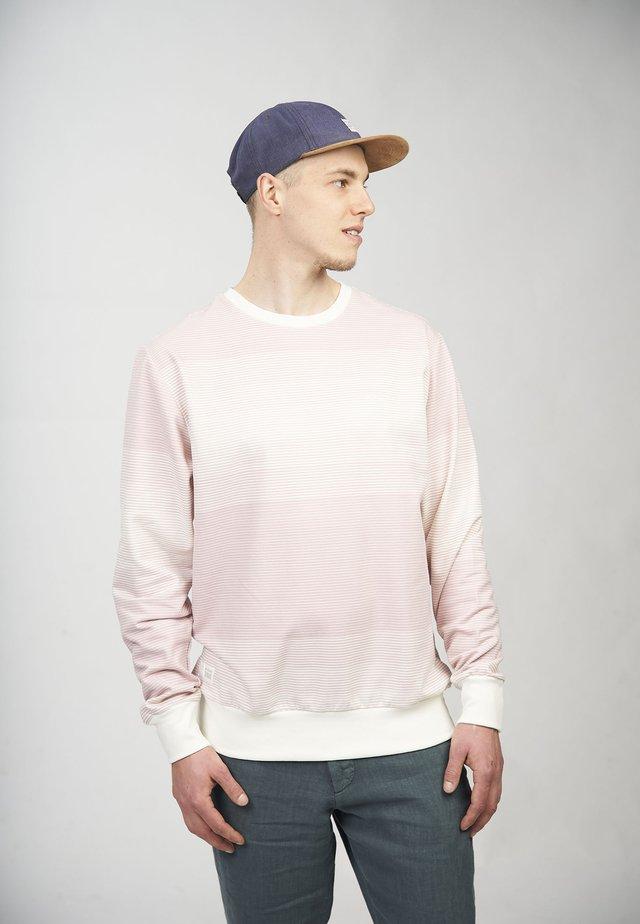 LUDLOW - Sweatshirt - offwhite