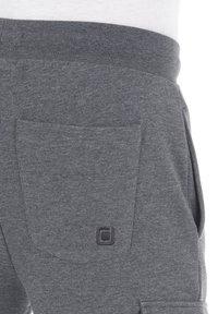 Riverso - RIVLARS - Tracksuit bottoms - grey melange standard - 4