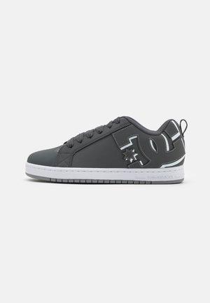 COURT GRAFFIK - Sneakersy niskie - grey/white
