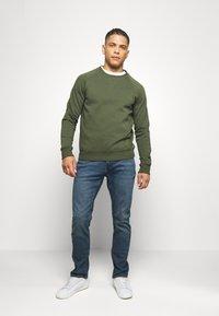 CELIO - ROSLONE - Jeans a sigaretta - blue - 1