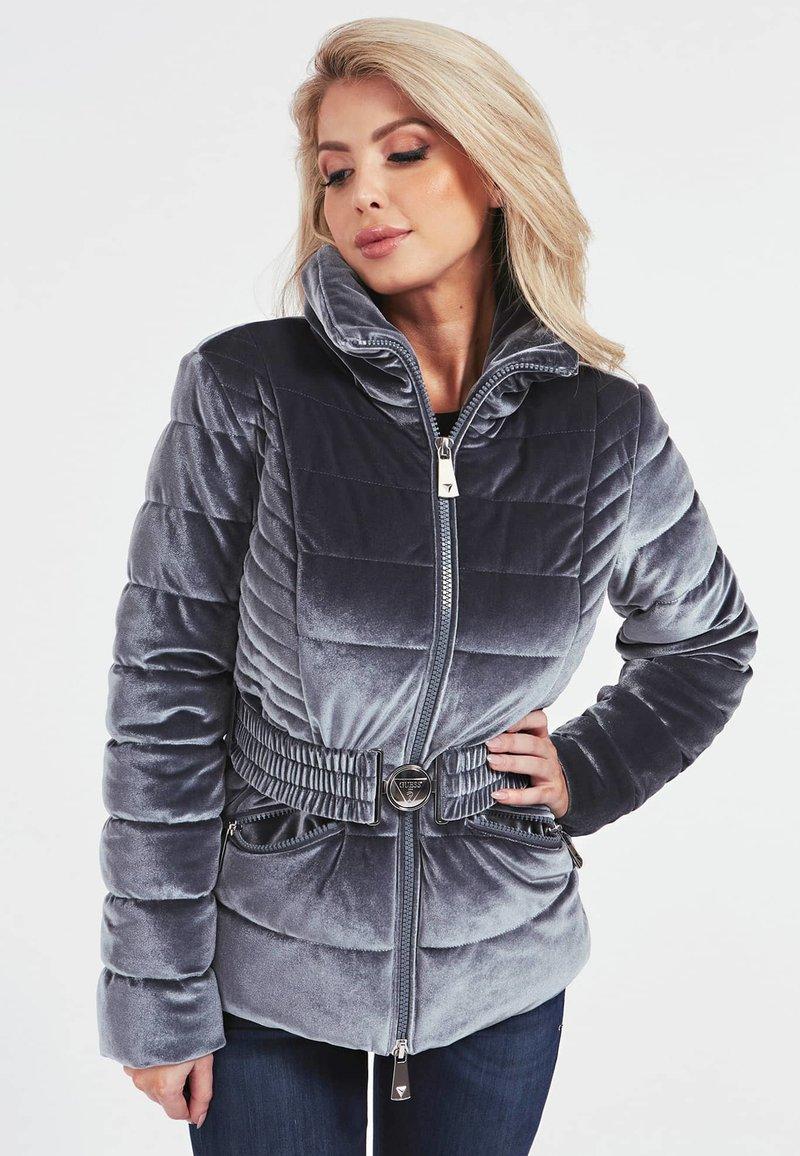 Guess - Winter jacket - blau