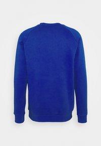 adidas Originals - 3 STRIPES CREW UNISEX - Sweatshirt - royal blue - 1