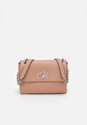 FLAP XBODY - Borsa a tracolla - pink