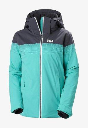 MOTIONISTA LIFALOFT  - Soft shell jacket - turquoise