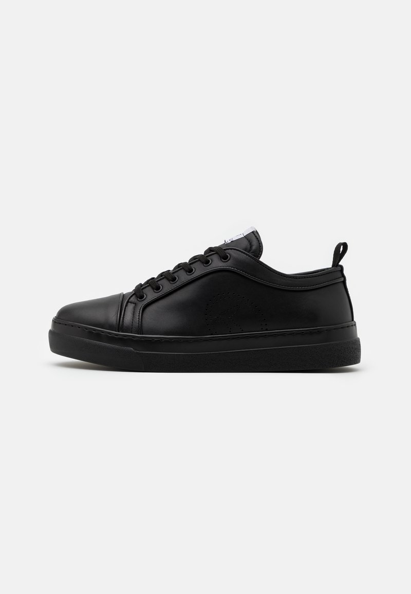 Trussardi - PREMIUM - Sneakers basse - black